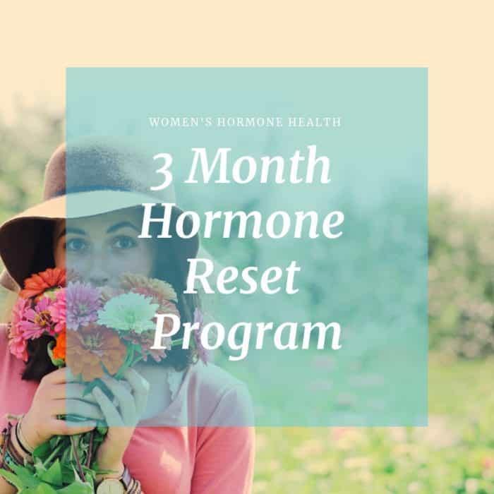 3 Month Hormone Reset Program